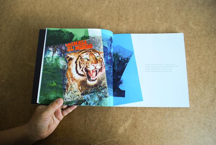 der tiger kommt nach wedding